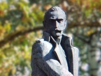 Marburg: Rudolf Maister-Denkmal