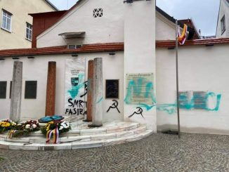 Klagenfurt, Landhaushof: Stätte der Kärntner Einheit am 10/11. Oktober 2020