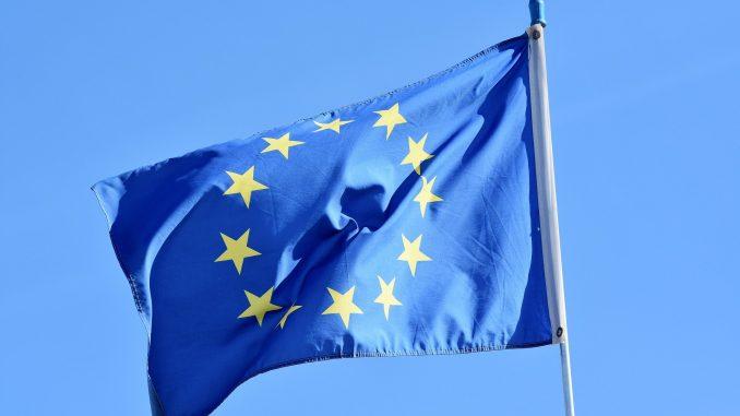 Europa Flagge - Info 44