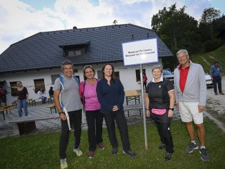 """Presseaussendungen, Land Kärnten""; Datum: 13.9.2021 ; Urheber: Helge Bauer"